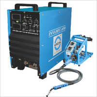 Invamig 400 Inverter Controlled Welding Machine