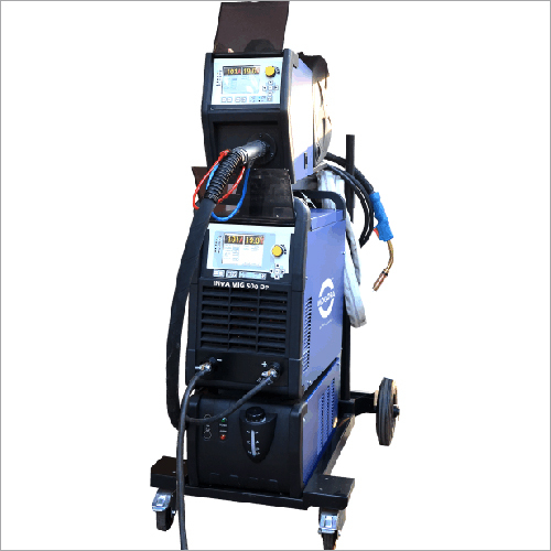 Inva Mig 500 DP Inverter Controlled Welding Machine