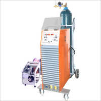 Pulse Mig 500 DP Inverter Controlled Welding Machine