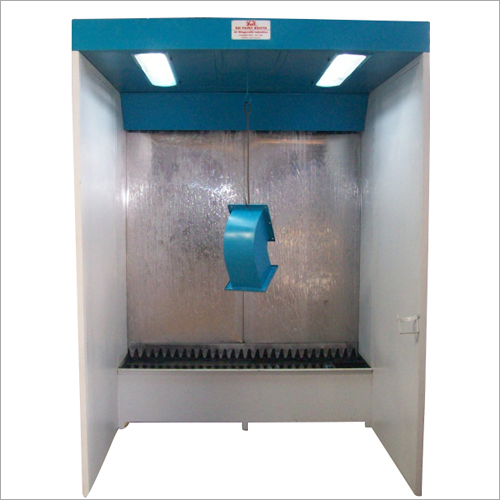 Water Curtain Industrial Paint Booth