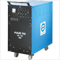 Pulse Tig 300 Ac-Dc Thyristor Controlled Welding Machine