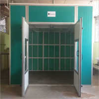 Dry Type Spray Painting Booth