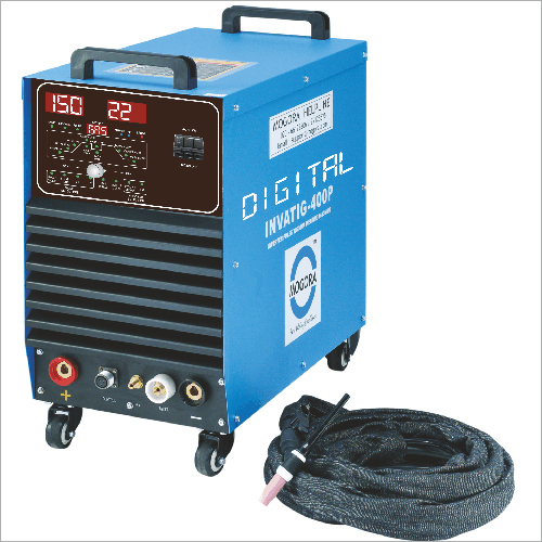 Invatig 400 Digital P Inverter Controlled Welding Machine