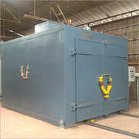 Industrial Gas Oven And Electrical Oven