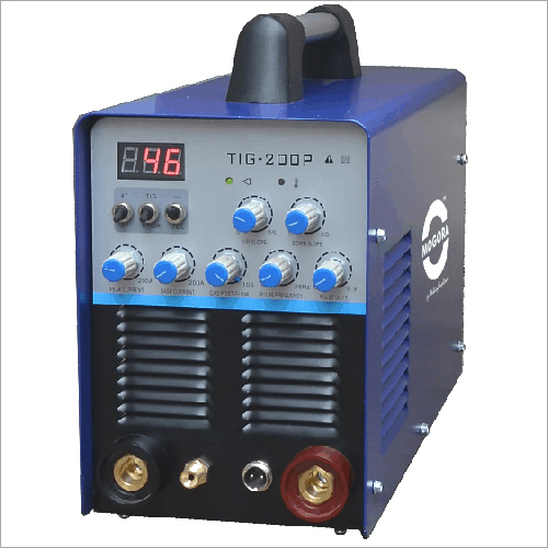 1-Phase Tig 200P Inverter Controlled Welding Machine