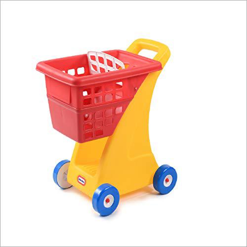 Kids Plastic Shopping Cart