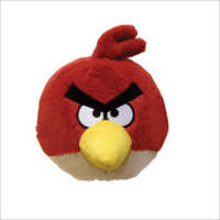Kids Angry Bird Plush Toy