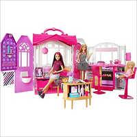 Barbie Doll House Set