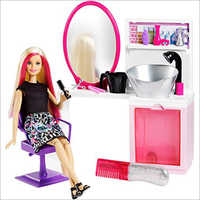 barbie Salon Toy Set