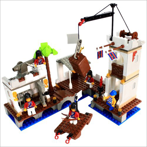 Model Building Toy Set