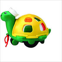 Plastic Twirlly Whirlly Turtle