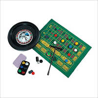Roulette Wheel Game Set