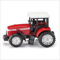 Massey Ferguson Plastic Tractor Toy