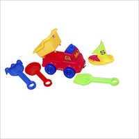 Plastic Beach Tool Toy