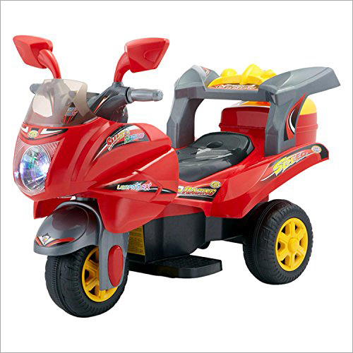 Plastic Motorcycle Toys