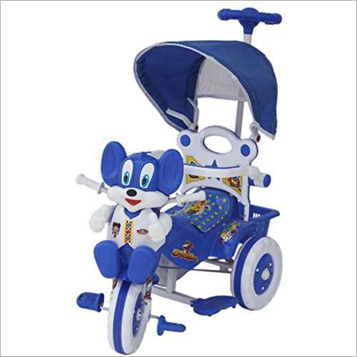 Kids Tricycle With Canopy