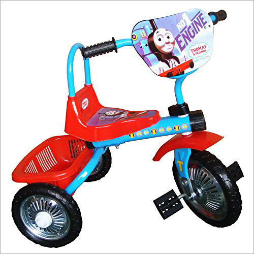 Three Wheel Kids Tricycle