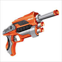 Plastic Gun with 6 Suction Darts
