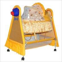 P-888 Chhota Bheem Baby Cradle