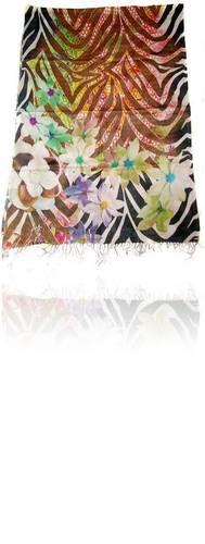 Designer Printed Modal Scarves