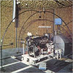 Anechoic Room For Engine Test Stand Cubic System