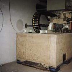 Spring Damper For Test Stand Foundation