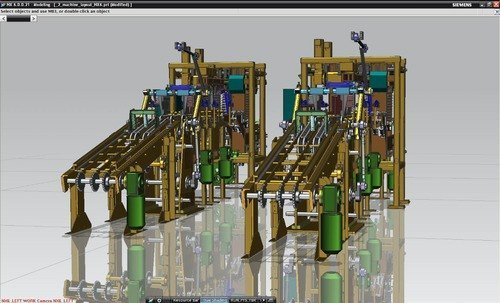 Siemens NX CAD Software