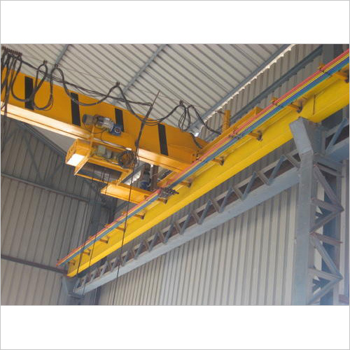 EOT Overhead Single & Double Girder Crane