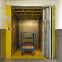 Industrial Goods Cum Passenger Lift
