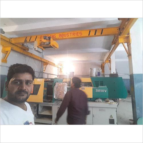 Eot Electric Overhead Traveling Crane