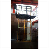 Hydraulic Goods Lift Stacker