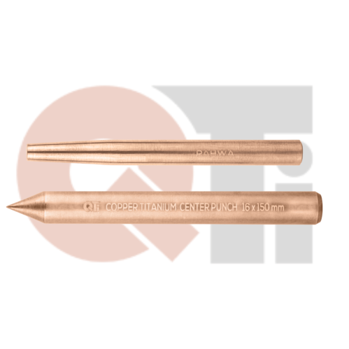 Copper Titanium Non Sparking Centre Punch