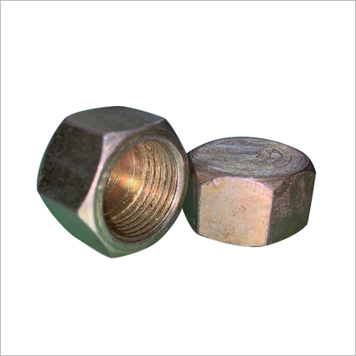 Golden LPG Closing Nut