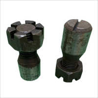 Threaded Dowel With Nut