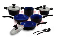 Non Stick Cookware Set-11 Pcs Mira Bella
