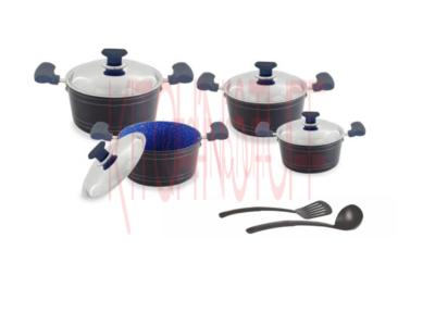 Cookware Set-10 Pcs Mira Bella