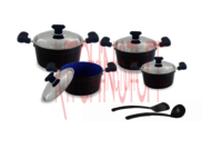 Cookware Set-10 Pcs Mira Bella