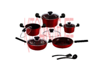 Nonstick Cookware Set-12 Pcs Mira Bella
