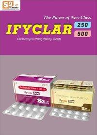 Clarithromycin 250mg