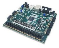 FPGA Trainer Board for Multimedia Applications
