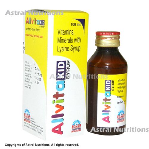 Allvita Kids Syrup