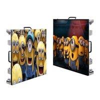 Outdoor & Indoor P5 - P6 - P8 - P10 Rental Advertising LED Display Screen
