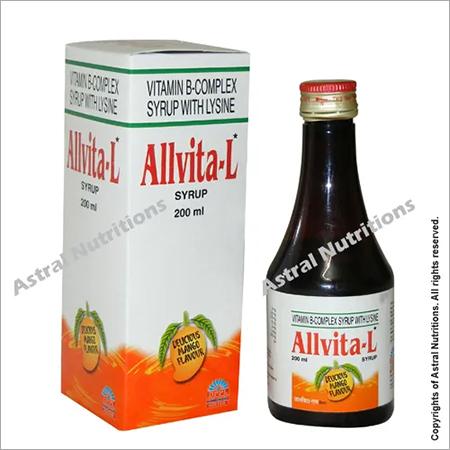 Allvita-L Syrup