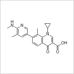 Ozenoxacin
