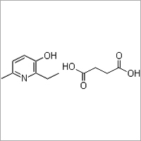 2-Ethyl-6-Methyl-3-Hydroxypyridine Succinate
