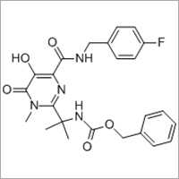 Benzyl (1-(4-(((4-fluorobenzyl)Amino)Carbonyl)-5-Hydroxy-1-Methyl-6-Oxo-1