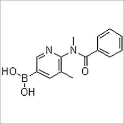 Benzyl Methyl Amino 5-Methyl-3-Pyridyl Boronic Acid