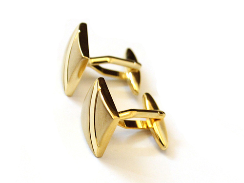 Gold Plating  Cufflinks