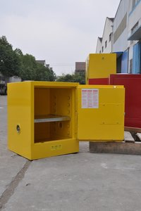 Flammable Cabinet, Dimension: 890x590x460 mm