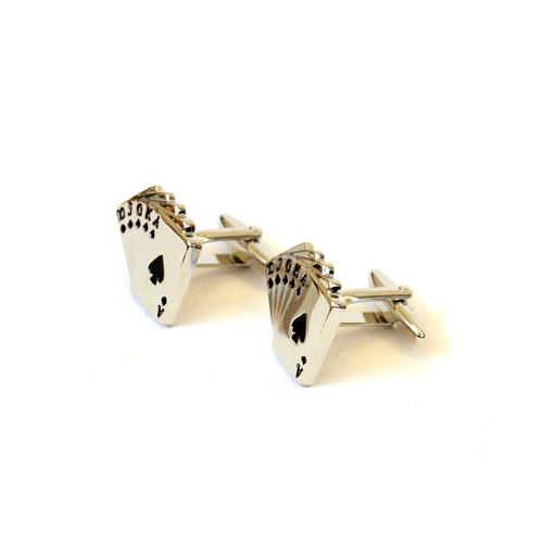 Steel Metal Cufflinks